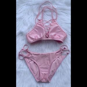 Victoria Secret Pink Bikini Swimsuit S